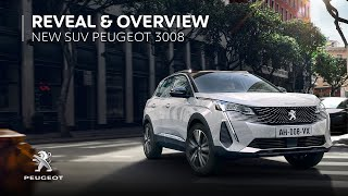 [오피셜] New SUV PEUGEOT 3008 - REVEAL & OVERVIEW
