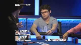 EPT 9 Monte Carlo - David Vamplew pisses Litvinov off