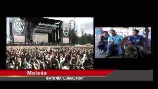 "Lumaltok presente en el ""Vive Latino"""