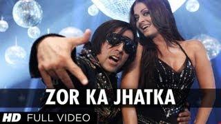 Zor Ka Jhatka Full HD Song Action Replayy - YouTube
