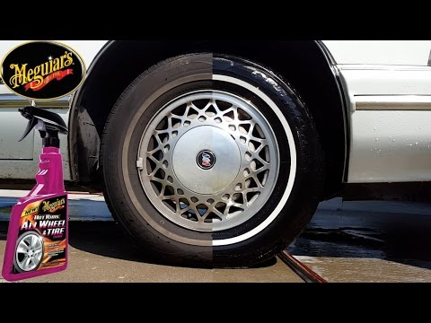 REVIEW: Meguiars Hot Rims Wheel & Tire Cleaner Video