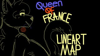 Queen Of France MAP | Complete
