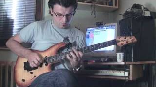 Guthrie Govan's Waves - Cover By Muris Varajic