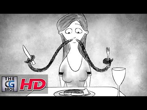 "CGI 2D Animated Short: ""Bristled"" – by Scott Farrell | TheCGBros"