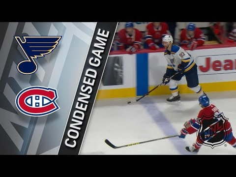 St. Louis Blues vs Montreal Canadiens – Dec. 05, 2017   Game Highlights   NHL 2017/18. Обзор матча