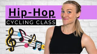 HIP HOP Cycling Class #28 | 35 Minute Indoor Cycling Class Workout