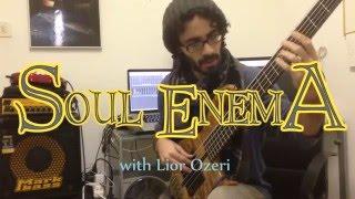 Soul Enema: Lior Ozeri Recording Bass For Aral Sea I