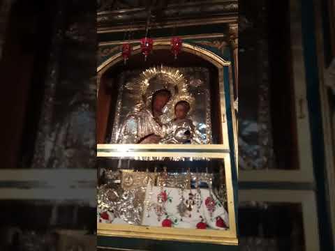 Чудотворная икона Матери Божьей Иерусалимская 03.06.19