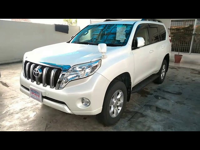 Toyota Prado TX 2.7 2012 Video