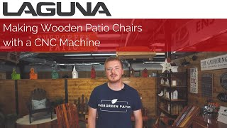 Making Wooden Patio Chairs with a CNC Machine | Customer Stories