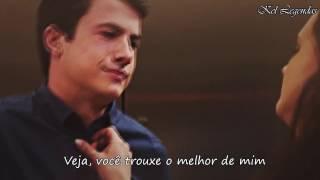 Hannah & Clay |  All I Want   Legendado [13 Reasons Why]
