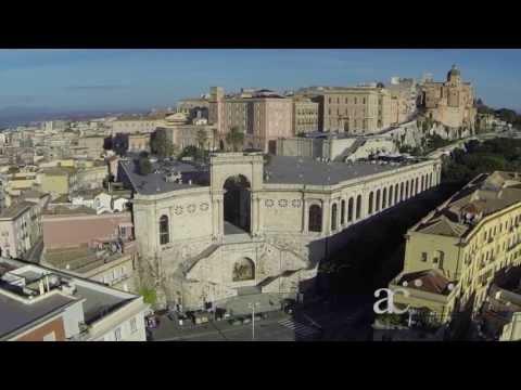 Il Bastione di Saint Remy Cagliari