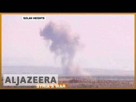 🇸🇾 Syria regime steps up offensive against last rebel group in southwest | Al Jazeera English
