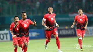 Indonesia Libas Myanmar 3-0, Bima Sakti Puas dengan Tiga Pemain Debutan
