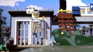 Lego City 60066 Policja Z Bagien Zestaw Startowy Lego