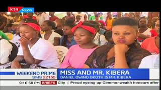 Daniel Owino and Happiness beat all odds to clinch Mr and Miss Kibera beauty pageant