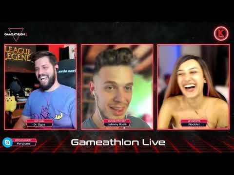 Gameathlon Online July 2020 - Talk Show Rocket League