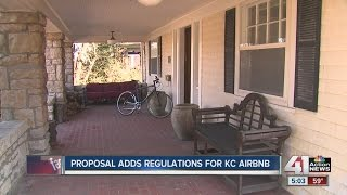 KCMO proposes Airbnb rental property regulations