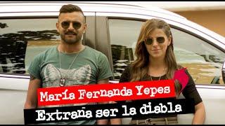 María Fernanda Yepes en De Maluma, Rosario y otras confesiones, AutoStar, Capítulo 12