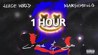 Juice WRLD ft. Marshmello - Come & Go (1 Hour)