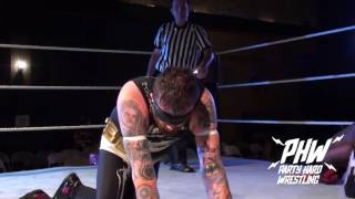 Nightmare On Main Street 10/7/16: Red Miracle v Shane Marvel
