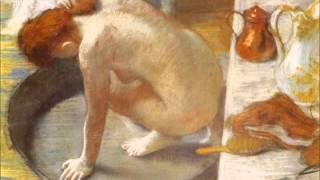 Edgar Degas: Le Tub