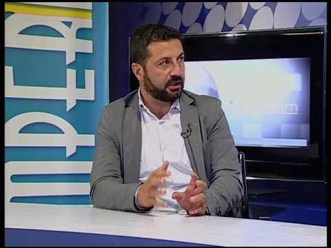 IL SINDACO DI VALLECROSIA ARMANDO BIASI GIA' AL LAVORO