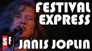 Janis Joplin - Tell Mama (Festival Express) HD