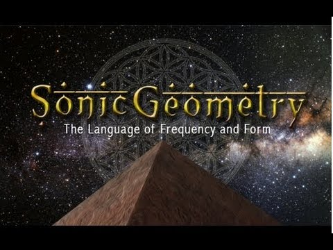 Sonic Geometry : The Language of Frequency and Form