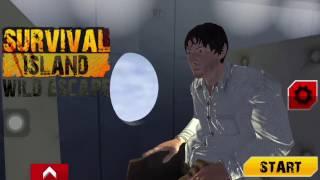 無人島でサバイバル生活![SURVIVAL ISLAND #1] 初見ゲーム実況