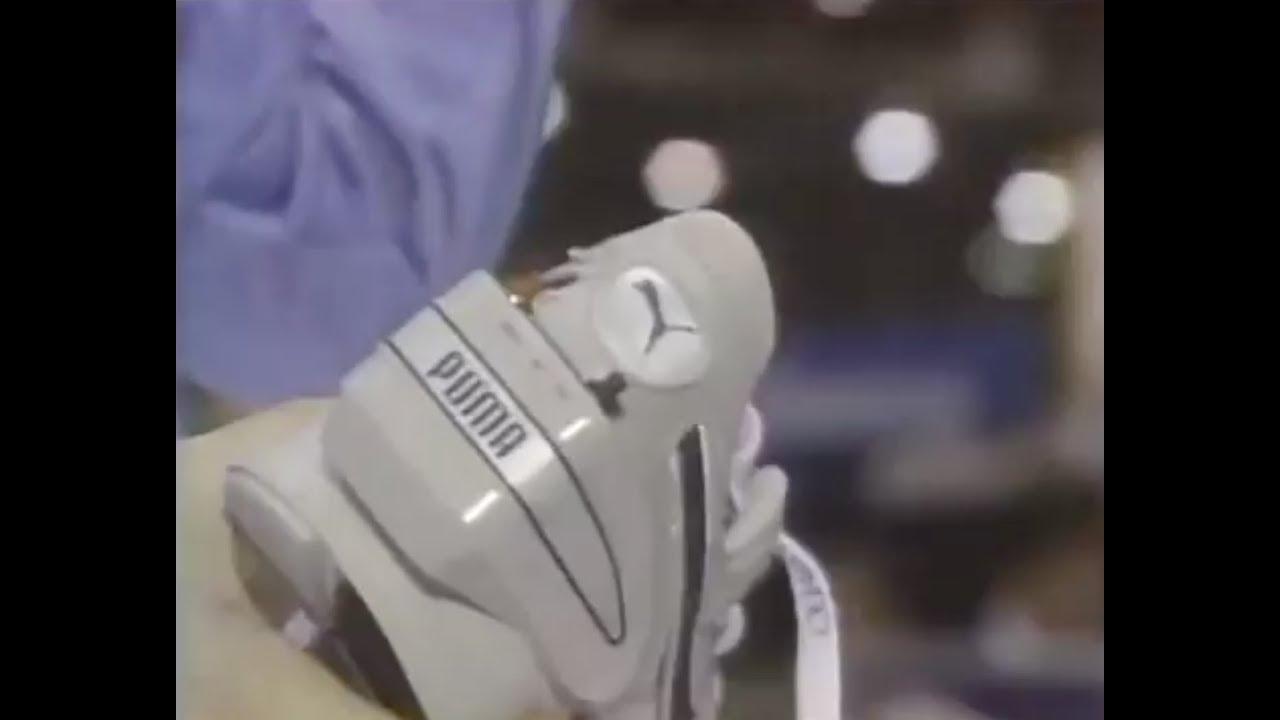Puma is re-releasing its smart shoe