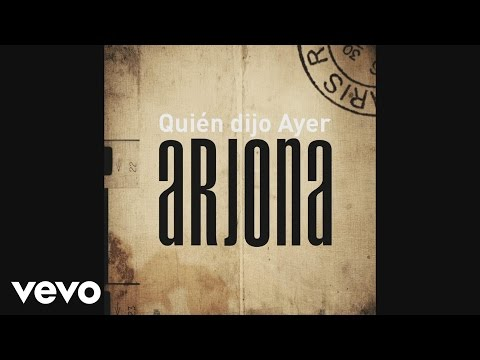 Ricardo Arjona - Dime Que No (New Version (Cover Audio))