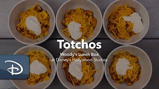 Recipe For Totchos From Woody's Lunch Box At Disney's Hollywood Studios | #DisneyMagicMoments
