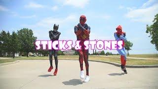 "Juice Wrld - Hurt Me ""Sticks & Stones"" (Dance Video) shot by @Jmoney1041"