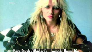 Doro Pesch (Warlock) - Legends Never Die