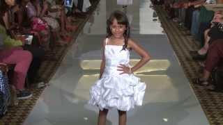 KIDS Fashion Democracy Fashionestas Rule 2013 All White Evening Wear Look