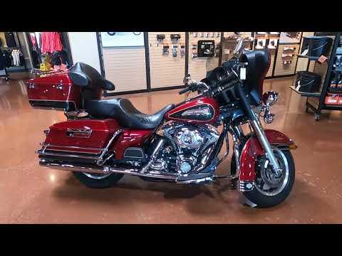 2007 Harley-Davidson Electra Glide Classic FLHTC