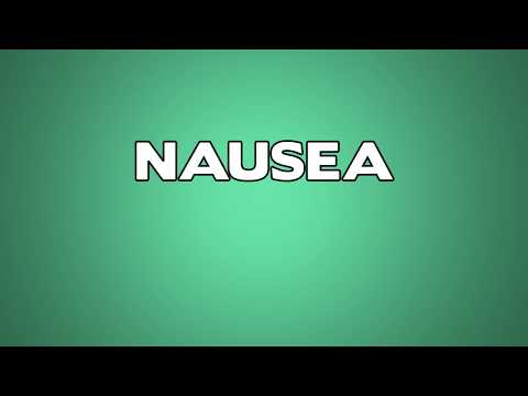 what is the meaning of nausea in tamil