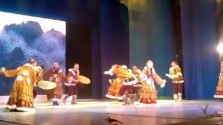 """Танцевальный ансамбль """"Гулун"""" 20.03.2015 г. Якутск"""