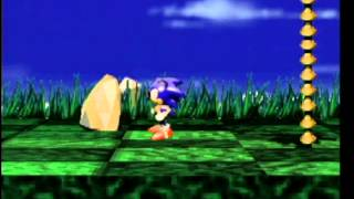Sonic Xtreme E3 1996 promo (Clean version)