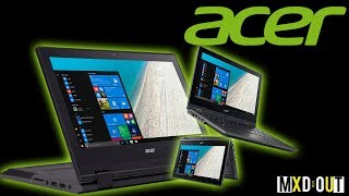 Acer Travelmate Spin B1 Laptop Review