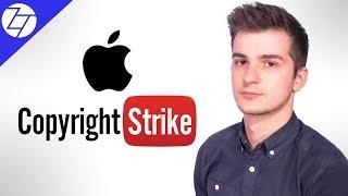 Apple Copyright Strike UPDATE!
