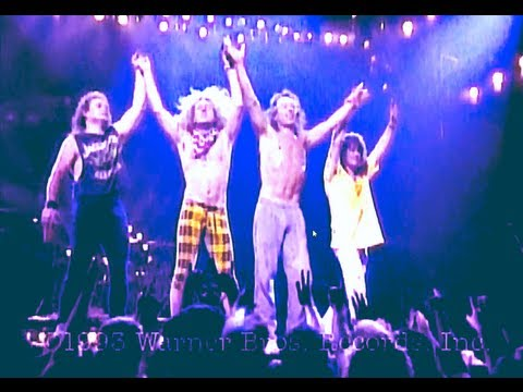 Van Halen - Right Here Right Now Concert (HD) - The (remastered) audio file link is in description