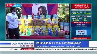 Mikakati yawekwa mjini Homabay kutengeneza barakoa eneo hilo