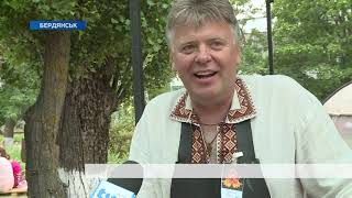 Нічне кування та ковальське вінчання: як у Бердянську пройшов фестиваль «Сталева хвиля»