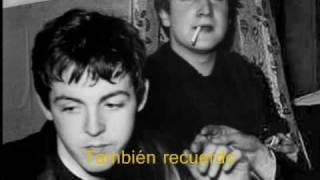 The Beatles - I Remember You (Subtitulos en Español)