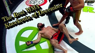 The Best MMA Knockouts of December Part II