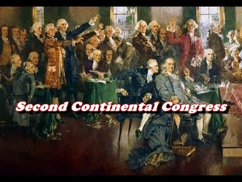 History Brief: The Second Continental Congress and the Olive Branch Petition