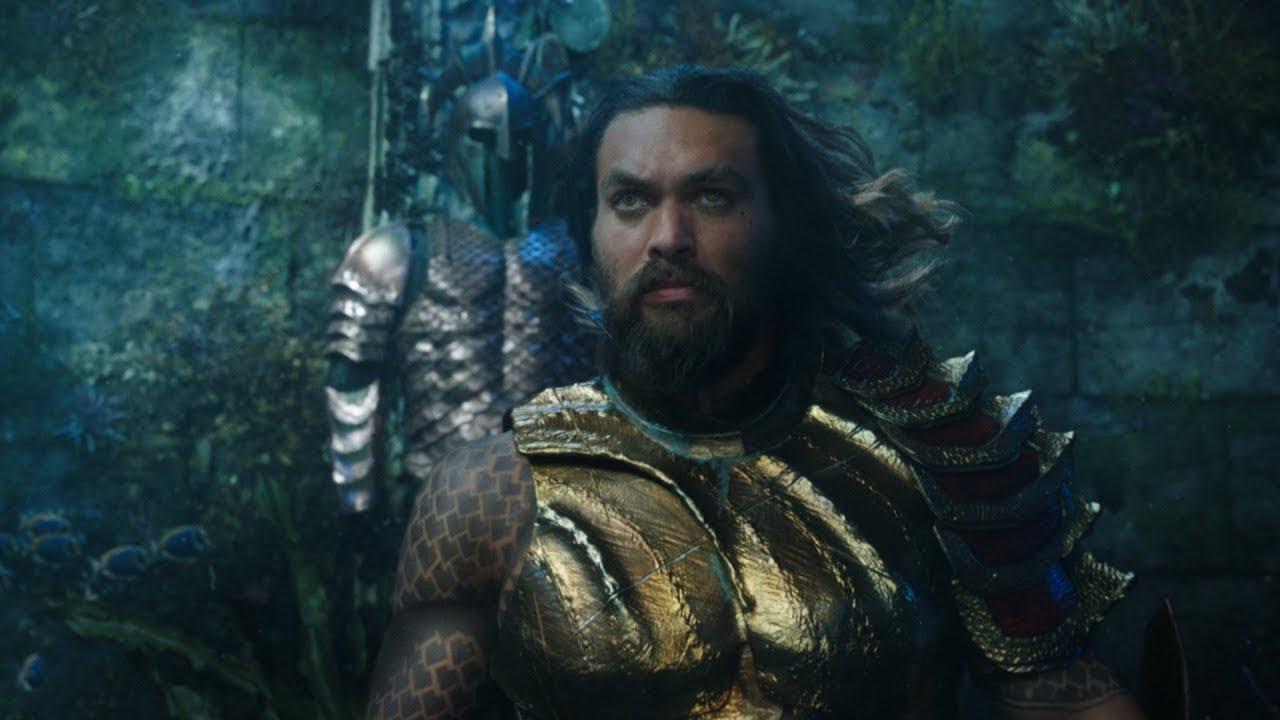 EL CINE QUE VIENE !!!  Llega uno de los tráilers más esperados: ¡Aquaman!