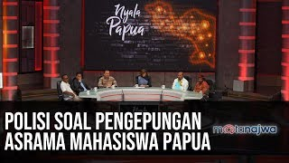 Download Video Nyala Papua: Polisi Soal Pengepungan Asrama Mahasiswa Papua (Part 2) | Mata Najwa MP3 3GP MP4